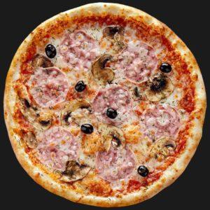 Доставка пиццы Портобелло в Омске – Пиццерия «Перцы»