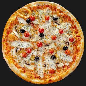 Пицца Бенефицио – Доставка пиццы в Омске – Пиццерия «Перцы»