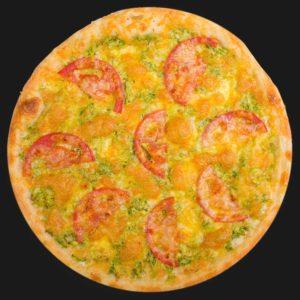 Доставка пиццы с куриным филе и шпинатом в Омске – Пиццерия «Перцы»