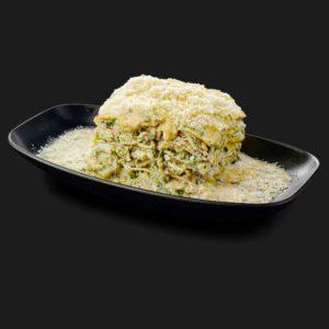 """Лазанья с куриным филе и шпинатом – Доставка от ресторана итальянской кухни """"Перцы"""""""
